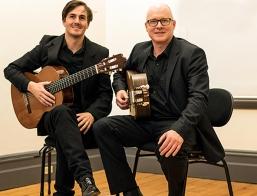 Brazilian Instrumental Guitar Duo